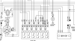 arctic cat 400 4x4 wiring diagram image details 1994 kawasaki bayou 400 wiring diagram at Kawasaki Bayou 400 Wiring Diagram