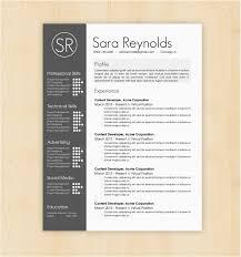 Free Graphic Design Resume Templates Elegant Graphic Designer Resume