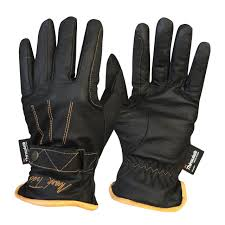Mark Todd Winter Gloves With Thinsulate Black