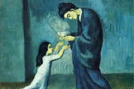 picasso early works realism