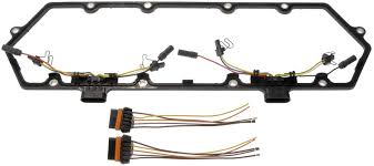fuel injector wiring harness fuel image wiring diagram ford 7 3l diesel valve cover gasket kit w fuel injector wiring on fuel injector wiring