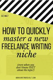 images about lance writing tips writing the ultimate guide to mastering any lance writing niche fast