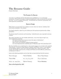 Sample Of Simple Resume Format With Attention Is Cognitive Unison An