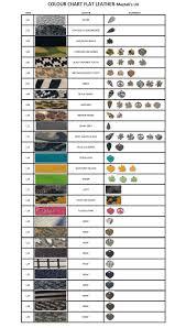 O Ring Colour Chart Maytalisuk Co Ukspaghetti Leather Bracelet With O Ring