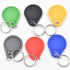 5PCS <b>UID</b> IC <b>card</b> Changeable Writable keyfobs key tags M1 13.56 ...