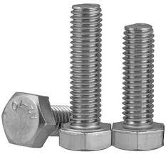 A2 70 Bolt A2 80 Bolts Ss 304 Nut Bolt Manufacturer In India