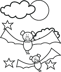Rouge The Bat Coloring S Of Bats To Color Free Jokingartcom Bat