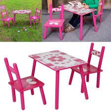 childrens garden patio set kids table