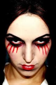living dead doll makeup