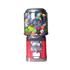 Candy Machine Vending Custom Coin Operated Nnl48 Gumball Bouncy Ball Candy Machines Vending