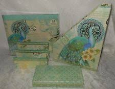 Punch Studio Magazine Holder Punch Studio Bird Pair Irises Large Fileletter Holder Desk Caddy 36