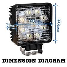 mictuning 4x 4 3\u2033 27w square flood light headlight led work light Mictuning Wiring Diagram mictuning 4x 4 3\u2033 27w square flood light headlight led work light lamp free toggle switch wiring harness off road atv jeep 4×4 tractor truck light fog mictuning switch wiring diagram
