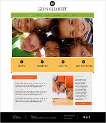 Ngo Newsletter Templates 15 Best Free Charity Templates Newsletter Templates