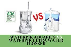 waterpik aquarius vs waterpik ultra