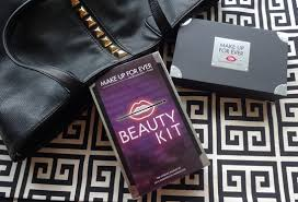 it s the beauty kit from make up for ever s backse p holiday collection