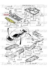 mazda3 engine diagram travelersunlimited club mazda3 engine diagram brand new front under engine compartment splash guard new front under engine 2007