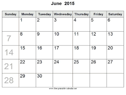 free printable 2015 monthly calendar with holidays 27 best june 2015 calendar images on pinterest 2015 calendar