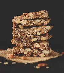 5 ing granola bars gf vegan optional minimalistbaker