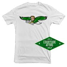 Eagles Mens Jersey Nick Bowl Shirt Super Fly Philadelphia Foles