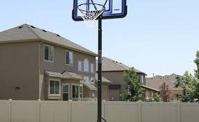 lifetime 1270 pro court portable basketball hoop review outside basketball hoop30