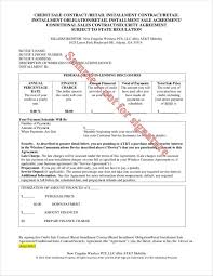 7+ Conditional Sale Agreement Samples & Templates – Pdf | Sample ...
