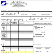 Release Of Interest Form Beauteous Forms Excel Format Form R 44 Employer Contributions Payment Return