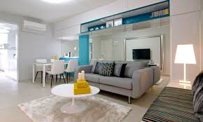 Small Space Living Room Decorating