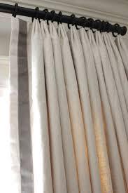 fan pleat curtain lee jofa - Google Search MBR Curtain Style