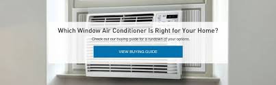 air conditioning options. which window air conditioner is right for your home? check out our buying guide conditioning options d