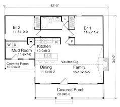 floor plans 2000 square feet ranch one story small house plans