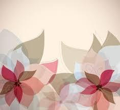 Vignette Design Floral Background Design Classical Vignette Style Free