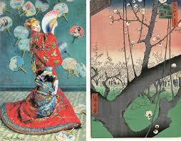 Asian influences on european art