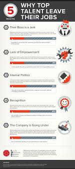 best images about workplace info atmosphere why do top talent leave their jobs infographic