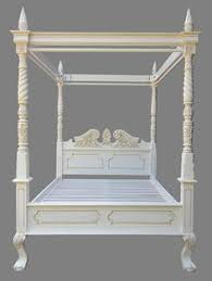 white four poster bed queen. Wonderful Four Chic But Not Shabby Queen Anne Four Poster Canopy Bed In A Stunning French  White With And White Four Poster Bed Queen