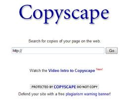 duplicate content checker tools and paid copyscape duplicate check