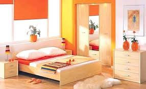 orange colour bedroom colors fabrics wall art and furniture schemes for bedrooms e99 bedroom