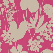 Nalina Flamingo Roze Glinsterend Goud 111048 De Mooiste Muren