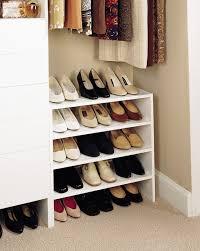 marvelous unique diy shoe rack for small closet diy shoe organizer for small closet home design