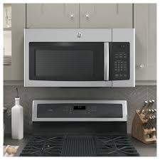 recirculating vent microwave. Interesting Recirculating Shop GE 16cubic Feet Overtherange Microwave Oven With Recirculating  Venting  Stainless Steel Free Shipping Today Overstockcom 13455291 In Vent W