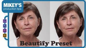after effects beautify preset digital makeup