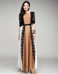 Aliexpress Com Langarm Neuesten Arabischen Damen Kaftan Mode