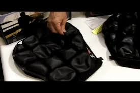 Airhawk Motorcycle Seat Cushion Fit Chart Airhawk 1 And Air Hawk 2 Motorcycle Seat Cushion Video