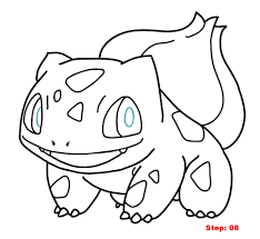 Small Picture Bulbasaur coloring pages wwwbloomscentercom