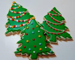 Sugar Cookie Tree Designs Sugar Cookies Archives Enchanted Cookies