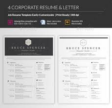 Resume Template Examples Personalize a Modern Resume Template in MS Word