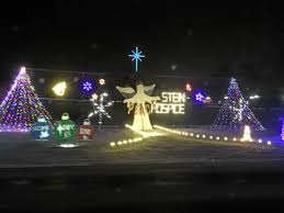 Erie County Festival Of Lights Sawmill Creek Resorts Annual Festival Of Lights Supports