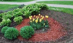 garden mulch. Inorganic Mulches Will Have A Much Longer Lifespan Than Organic Mulches, But Usually Not Very Natural Look Or Give Anything Back To The Soil. Garden Mulch