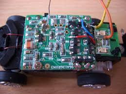 using rc car parts as remote control 5 steps analyzing the circuit pcb jpg
