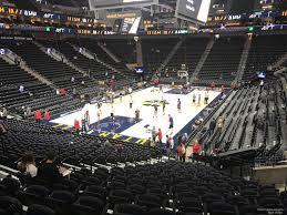 Vivint Smart Home Arena Section 22 Utah Jazz
