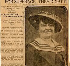 Ida Husted Harper | Hoosier State Chronicles: Indiana's Digital Newspaper  Program